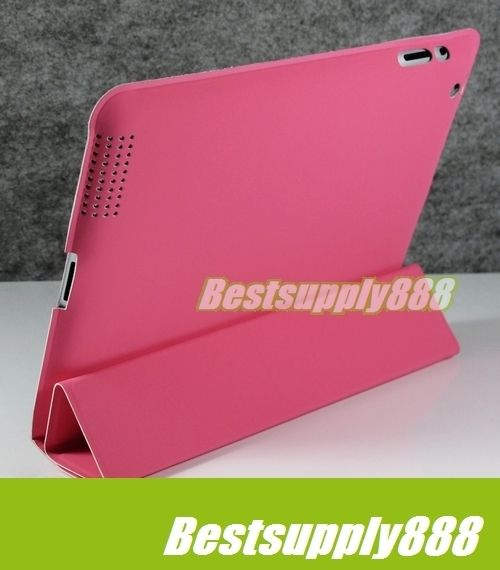 Magnetic Smart Full Body Cover Leather Case Ultra Slim Stand 4 Fold