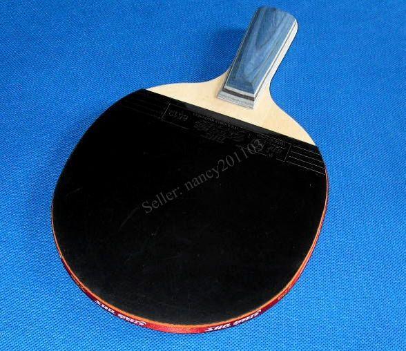 Ping Pong Table Tennis Racket Paddle Bat DHS 1006 NEW