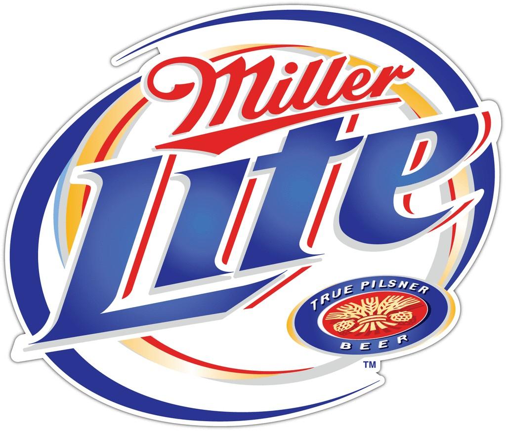 Miller Lite Beer Alcohol Bar Bumper Sticker Decal 5X4